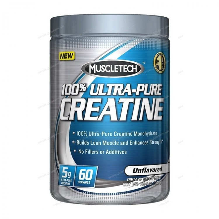 100% Creatine Ultra-pure 300 грамм