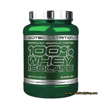 Scitec Nutrition 100% Whey Isolate 2,0 кг | Скайтек нутришн протеин вей изолят