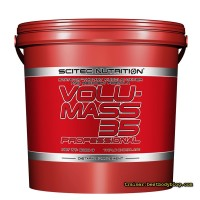 Гейнер Volumass 35 Professional Scitec Nutrition 6,0 кг | Гейнер Волюмасс 35 Профешнл Скайтек Нутришн