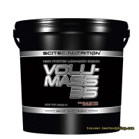 Гейнер Volumass 35 Scitec Nutrition 6,0 кг | Гейнер Волюмас 35 Скайтек Нутришн