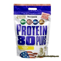 Weider Protein 80 Plus 2,0 кг | Вейдер протеин 80 плюс