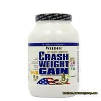 Гейнер Гейнер Crash Weight Gain Weider Nutrition 1,5 кг | Краш Гейн Вейт Вейдер Нутришн| Краш Гейн Вейт Вейдер Нутришн