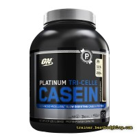 Optimum Nutrition Platinum TRI-Celle Casein 1.03 кг  | Оптимум нутришн протеин Платинум три сэлли Казеин