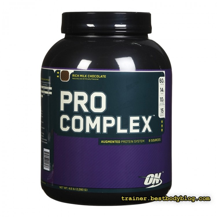 Optimum Nutrition Pro Complex 2090 грамм  | Оптимум нутришн протеин Про комплекс