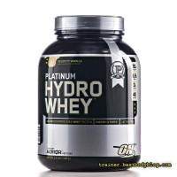 Optimum Nutrition Platinum HydroWhey 1.6 кг  | Оптимум нутришн протеин Платинум гидро вей