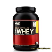 Optimum Nurition 100% Whey Gold Standard 909 грамм  | Оптимум нутришн протеин Вей голд стандарт