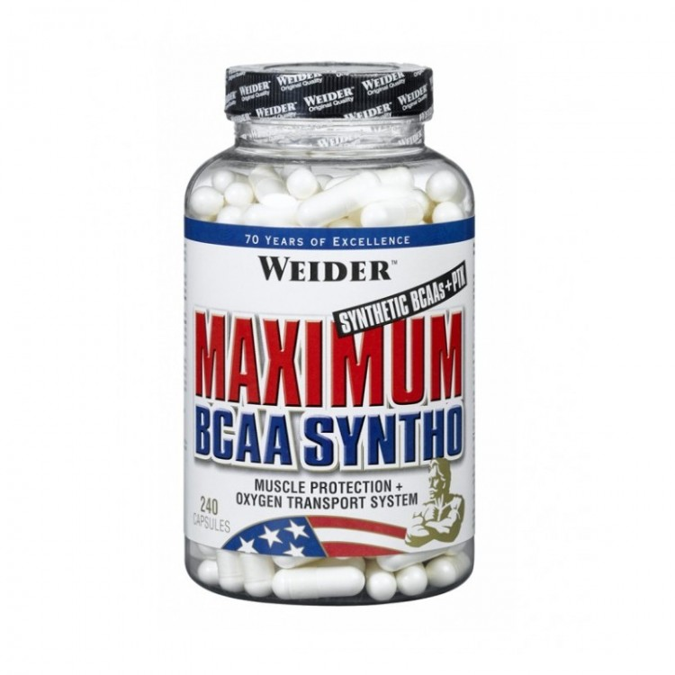 Maximum BCAA Syntho 240 капс