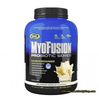 Gaspari nutrition MyoFusion Probiotic 2268 грамм | Гаспари нутришн протеин мио фьюжн пробиотик