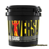 Гейнер Real Gains Universal Nutrition 3,1 кг | Гейнер Реал Гейн Юниверал Нутришн