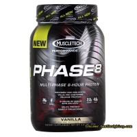 MuscleTech Phase 8 Protein 1,8 кг | Мусклтеч протеин Фаза 8