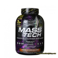 Гейнер Mass Tech Advanced Muscle Mass Gainer MuscleTech 3.2 кг | Гейнер Масс Тек Маскл Тек