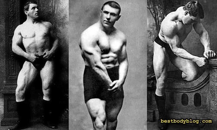 Качок без стероидов фото