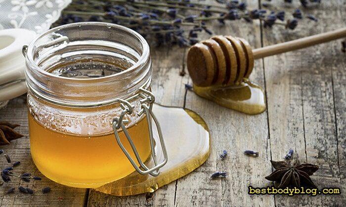 Мёд - это абсолютно натуральный продукт