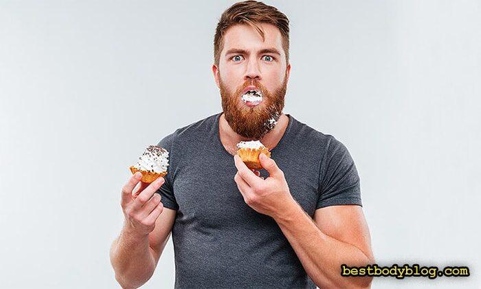 Читинг на фоне диеты для похудения, ускоряет метаболизм и улучшает жиросжигание
