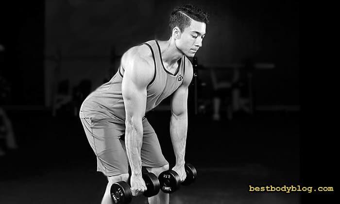 Упражнение на силу спины