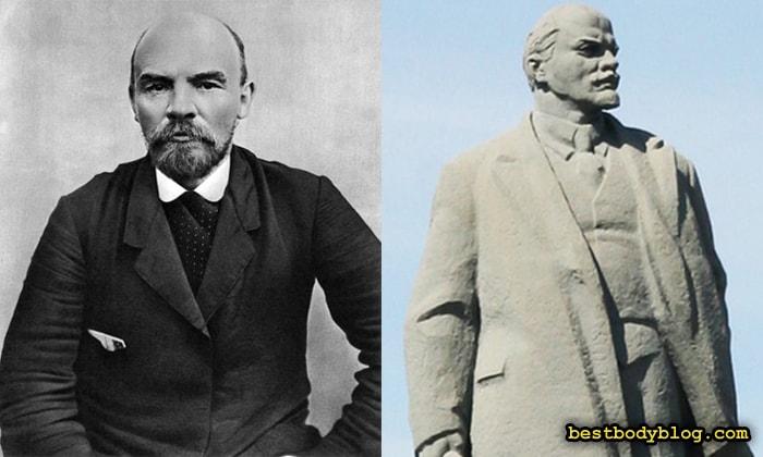 Ленин | В жизни, и в граните
