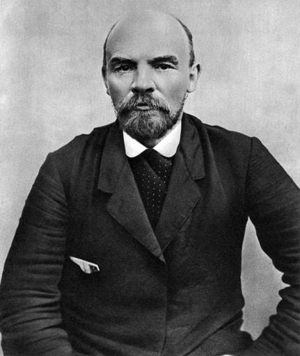 фотография Ленина