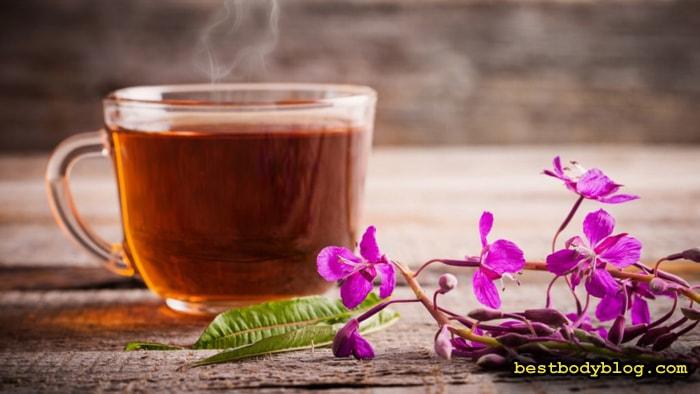 Иван-чай | Помогает при наборе мышечной массы и при похудении