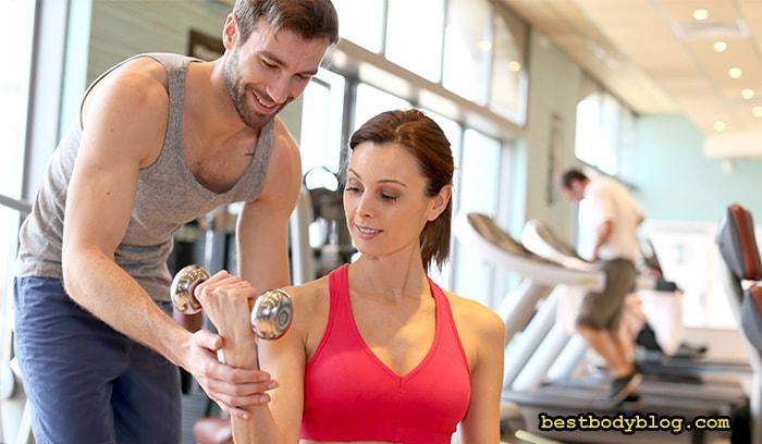Новичок в тренажерном зале | Тренировки с инструктором