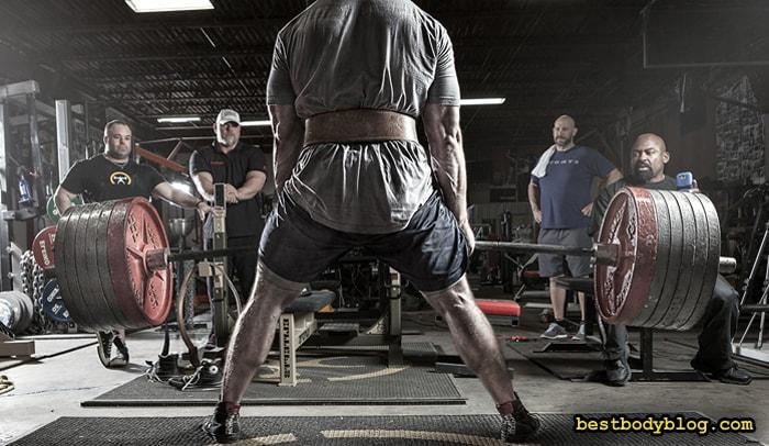 Рост силы не всегда сопровождается ростом мышечной массы