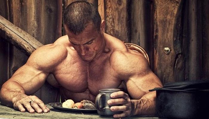 питание для набора массы