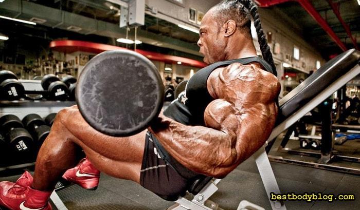 Стрессовая тренировка | Отличный способ набора мышечной массы
