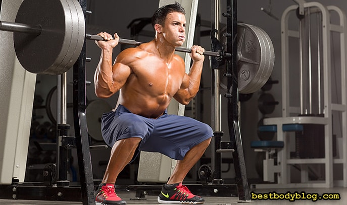 Ошибки в наборе мышечной массы | Пренебрежение тренировкой ног