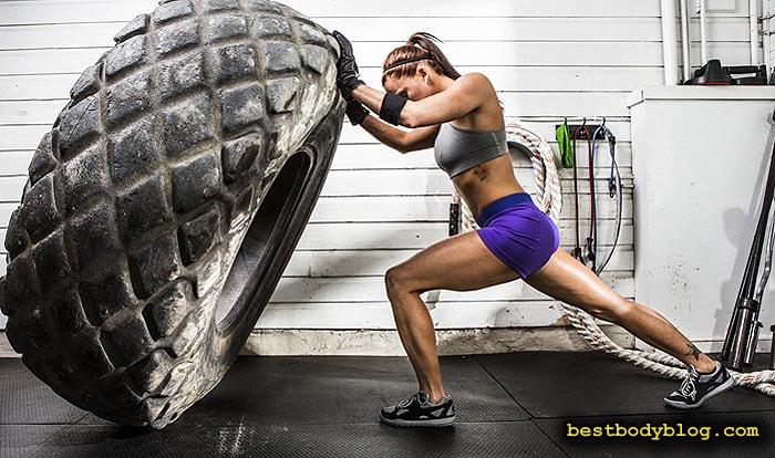 Трансформация тела | Кросс-фит