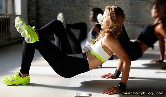 Тренировки для девушек | Занятия в тренажерном зале - прекрасный повод обновить гардероб