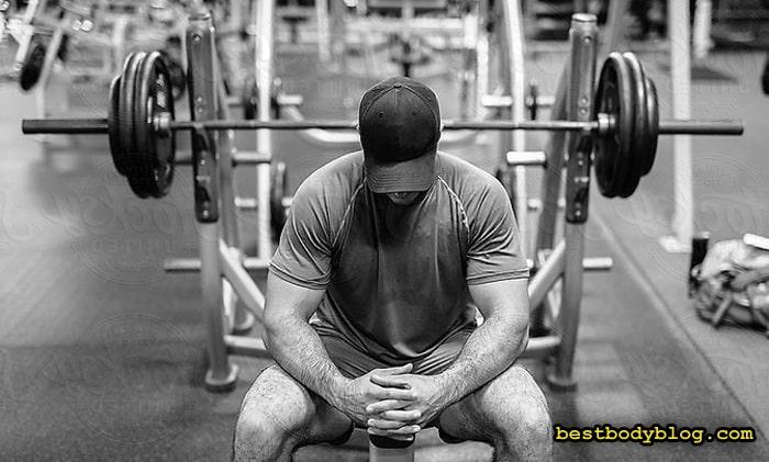 Откат после завершения курса приема стероидов неизбежен