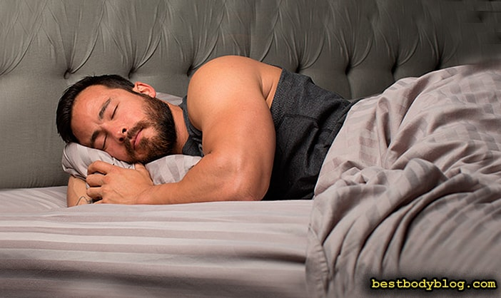 Сушка тела | Здоровый сон - залог быстрого похудения