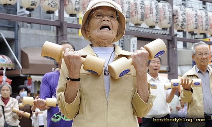Грамотное использование витаминов и минералов | Одна из составляющих японского долголетия