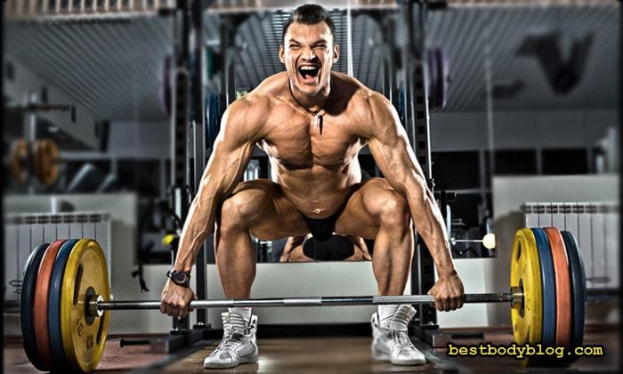 Сушка тела | Базовые упражнения помогут сохранить мышечную массу и сжечь жир