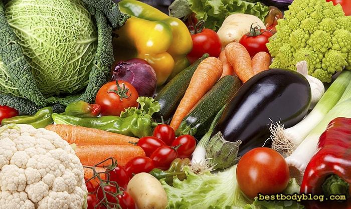Натуральные овощи и фрукты | Кладезь природных витаминов и минералов