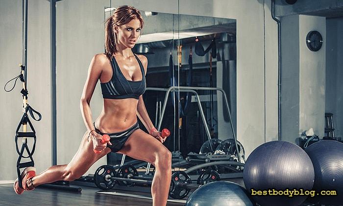 Чисто женское упражнение
