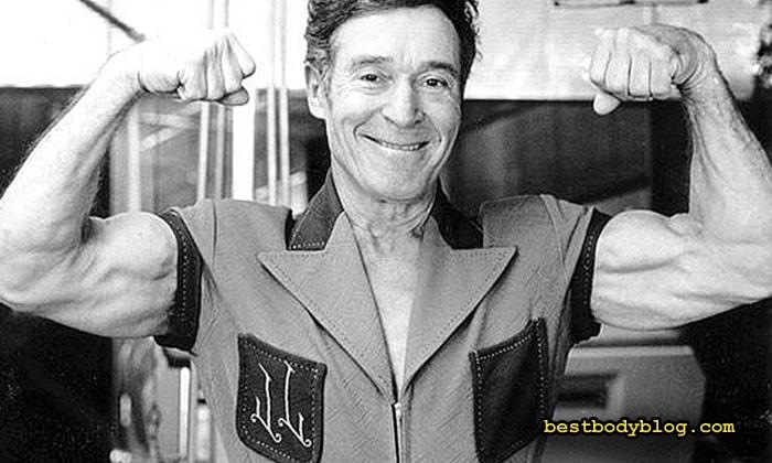 Джек Лалейн | Настоящий отец тренажера Смита