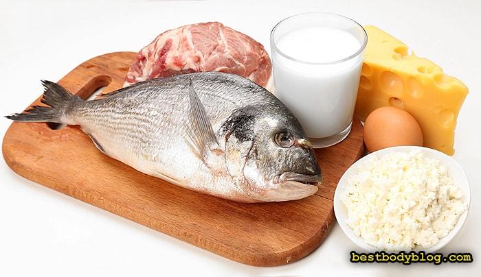 Дефицит белка в рационе уменьшает мышечную массу и замедляет похудение