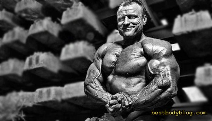 Олегас Журас | Прославленный литовский бодибилдер, обладатель огромных рук