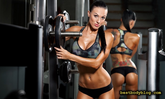 Силовой тренинг для женщин менее эффективен, чем для мужчин