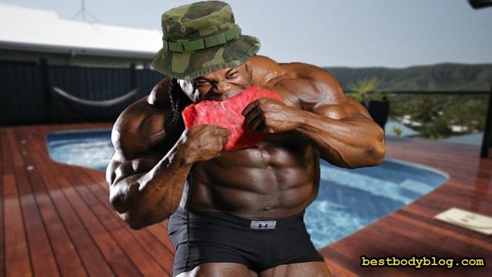 Ошибки в наборе мышечной массы | Неправильно составленный рацион питания