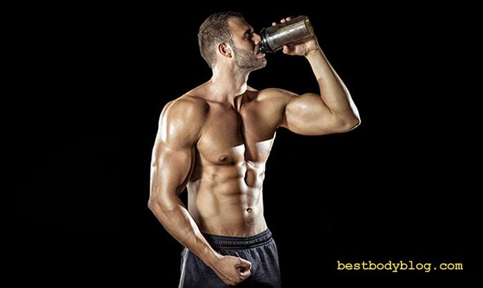 Спортивное питание дает возможность тренироваться более энергично