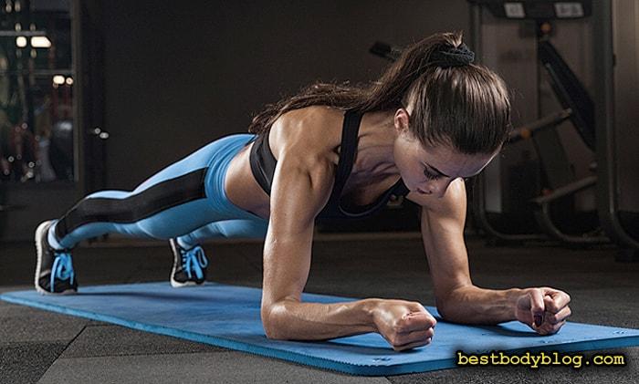 Правильный жиросжигающий тренинг включает в себя различные виды нагрузки