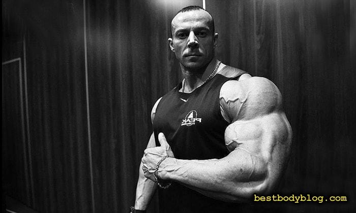 Набор мышечной массы плечевого пояса