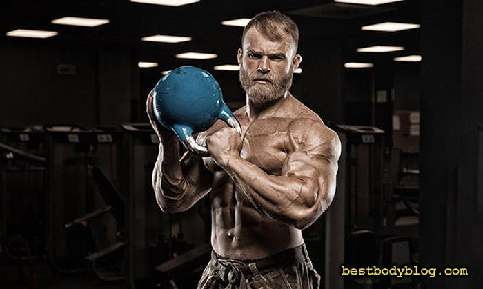 Чем выше уровень кортизола, тем ниже шансы на рост мышечной массы