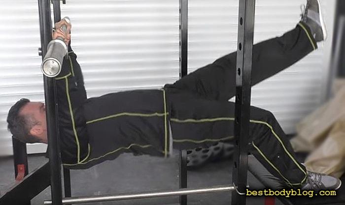 Сложное и редкое упражнение, лучшее с научной точки зрения для развития внутренней части бедра