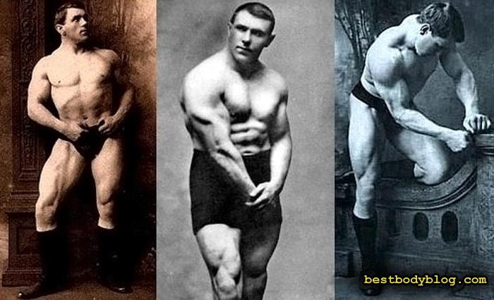 Георг Гаккеншмидт. Цирковой атлет и один из первых профессиональных борцов