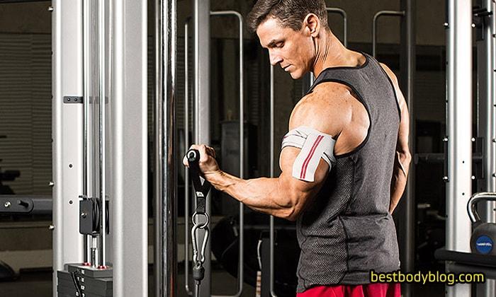 Эластичные бинты - оптимальное приспособление для тренинга с ограничением кровотока