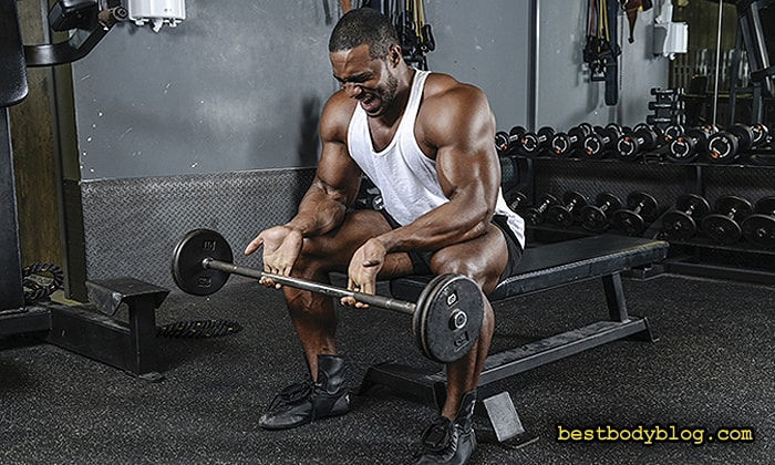 Промежуточные подходы помогают в наборе массы мелких групп мышц