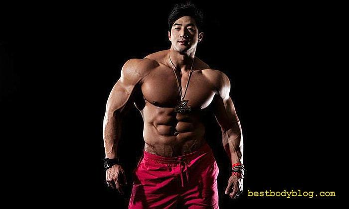 Хванг Чул Сун | Один из самых эстетичных бодибилдеров