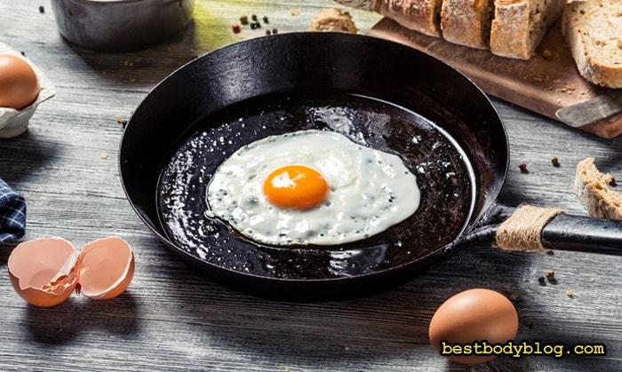 Яйцо - самый ценный, дешевый и биодоступный источник протеина